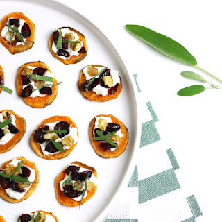 Baked Sweet Potatoes Appetizer Recipes