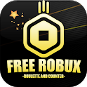 Robux Game | Free Robux Wheel & Calc For Robloxs icon