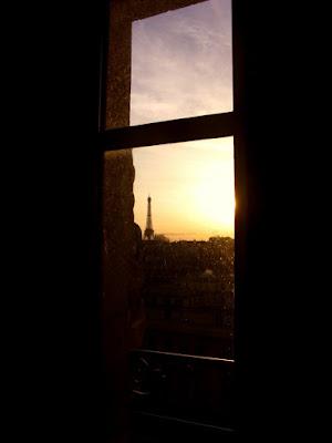 La fenêtre de Paris di sydney