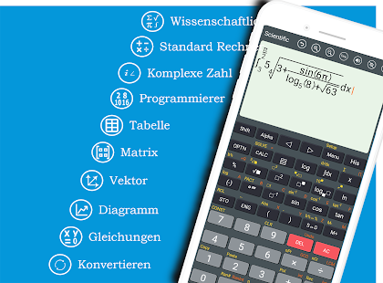 HiEdu Scientific Calculator Fx-580 Pro Mod