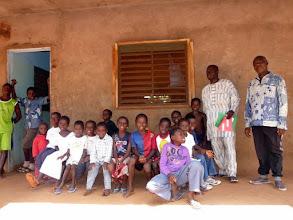 Photo: pour rencontrer les enfants parrainnés