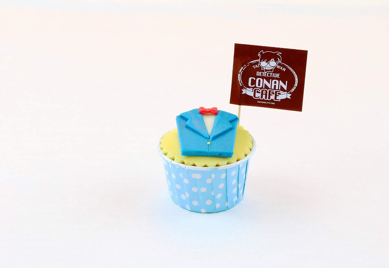 江戶川柯南 巧克力蛋糕-萬年小學生