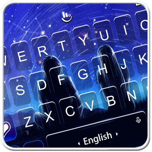 Live 3D Animated Meteor Keyboard Theme file APK Free for PC, smart TV Download