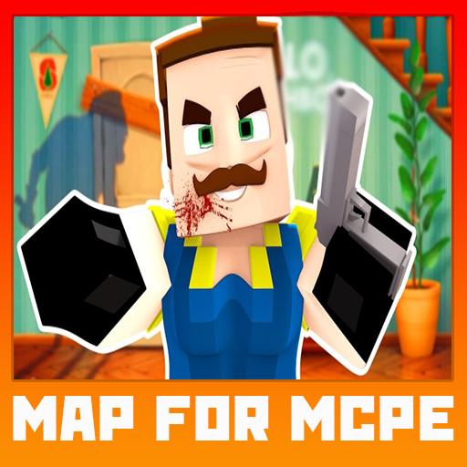 Map Hello Neighbor for MCPE