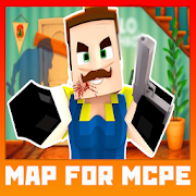 App Map Hello Neighbor for MCPE APK for Windows Phone