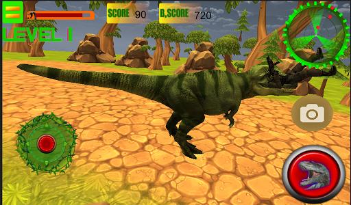 Jurassic dinasaour simulator