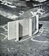 Photo: Outra imagem do Projeto Mauá. Foto-montagem de 1951