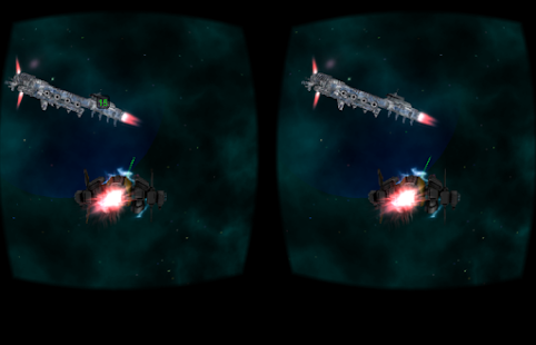 Space game VR Screenshot