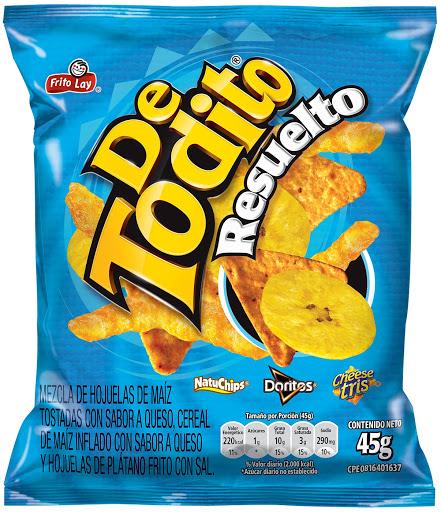 Snack De Todito Resuelto 45Gr
