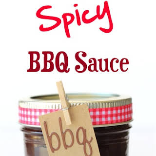 Easy Homemade Spicy BBQ Sauce Recipe!.