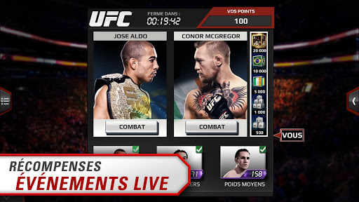 EA SPORTS™ UFC®  captures d'écran 3