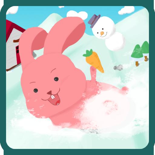 休閒App|滑动兔子 LOGO-3C達人阿輝的APP