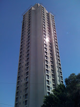 Photo: Residential tower in Redfern, Sydney... near Central Station!