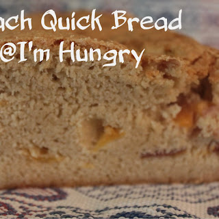Peach Quick Bread