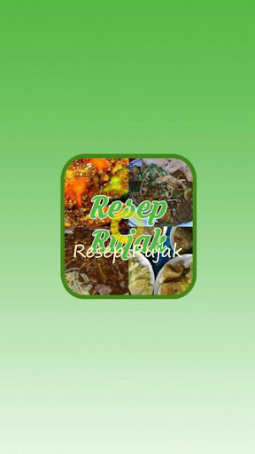 Resep Rujak