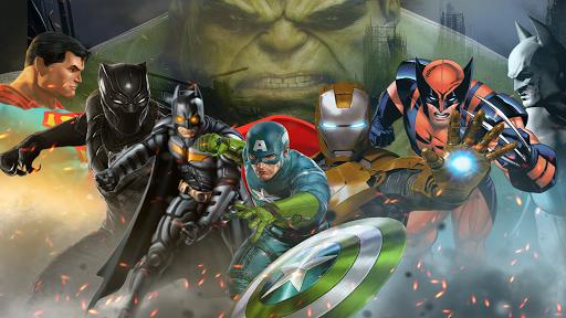Real Fighting Immortal Gods Ring Arena Battle 3D 2 1.0 screenshots 10