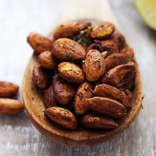 10-Minute Chili Lime Almonds