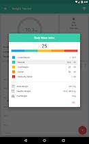 BMI and Weight Loss Tracker - screenshot thumbnail 11