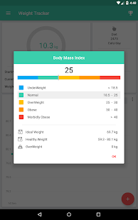 Download BMI and Weight Tracker For PC Windows and Mac apk screenshot 11