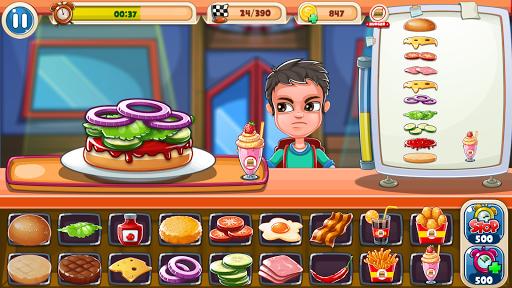 Finger Burger Legend cheat screenshots 2