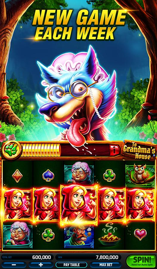 Slotomania - Vegas Slots Casino- screenshot