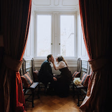 Fotógrafo de casamento Dmitrij Tiessen (tiessen). Foto de 22.12.2016