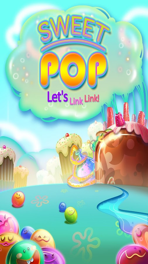 Sweet Pop - Let's Link Link- screenshot