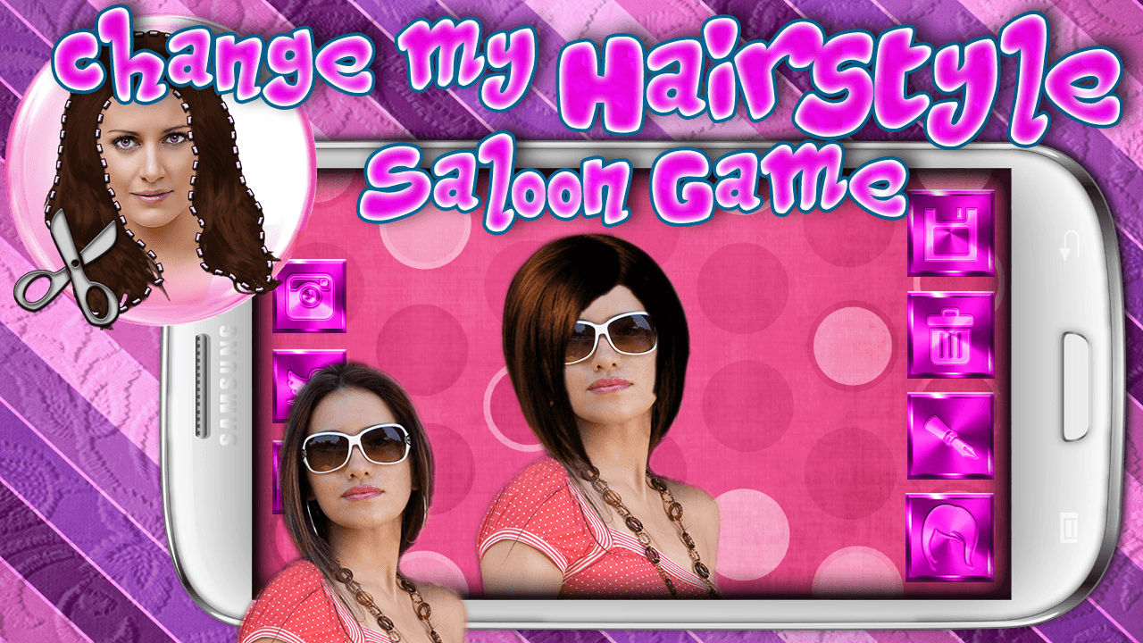 Change My Hairstyle Salon Game Android Apps On Google Play - Hairstyle change app download
