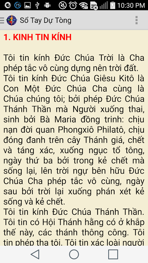 So Tay Du Tong- screenshot