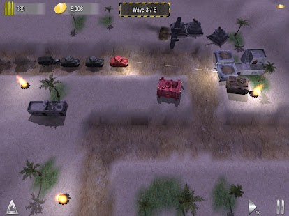 Fall Of Reich - WW2 Torre de defensa Screenshot