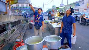 Kuala Lumpur's Famous Flying Noodles thumbnail