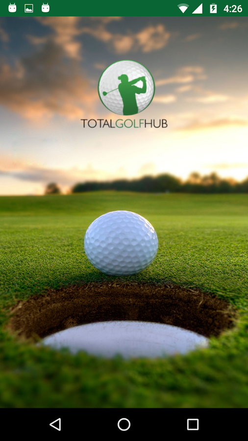 Total Golf Hub- screenshot