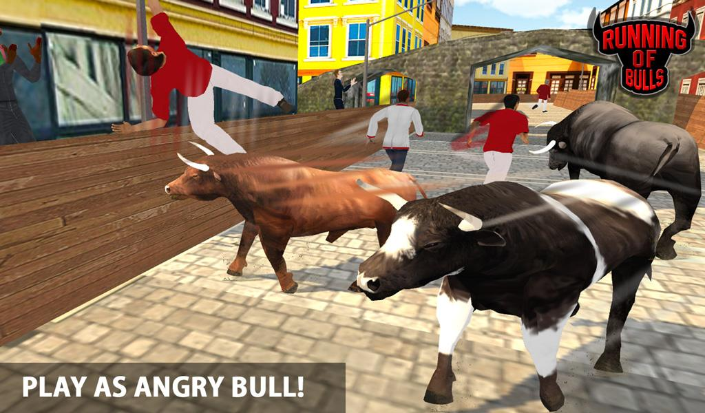Angry Animals Google Search: Angry Bull Escape Simulator 3D