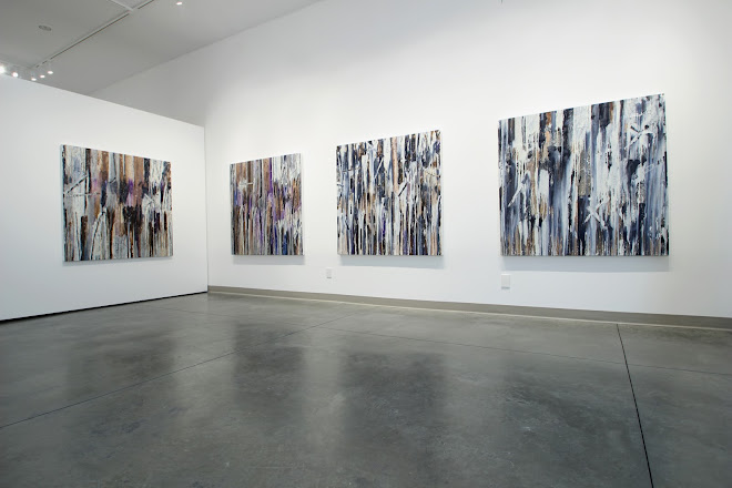 <p> <strong>Installation view</strong><br /> Winter Poems I - IV</p> <p> Manifest | Trace<br /> Seymour Art Gallery<br /> 2019</p>