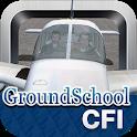 FAA CFI Flight Instructor Prep icon