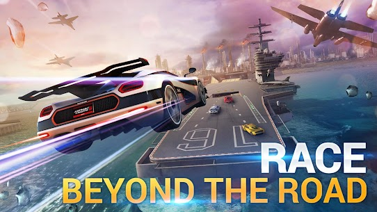Asphalt 8 Airborne MOD APK (Unlimited Money) 3