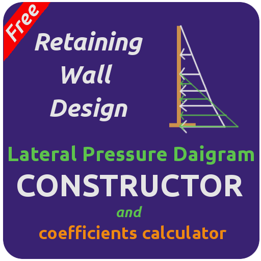 Retaining Wall Design: Pressure Diagram BUILDER – Programme