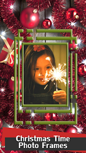 Christmas Time Photo Frames - náhled