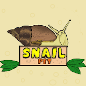 Snail Pet - Free Virtual Pet