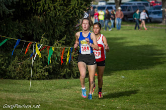 Photo: Varsity Girls 3A Mid-Columbia Conference Cross Country District Championship Meet  Buy Photo: http://photos.garypaulson.net/p552897452/e480bc000