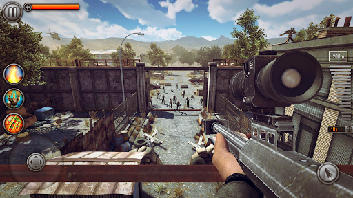Last Hope Sniper - Zombie War: Shooting Games FPS 2.0 screenshots 1