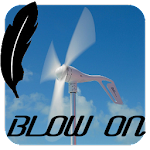 Blow On Icon