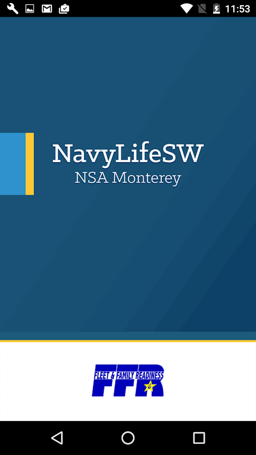 Navylife Monterey- screenshot