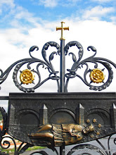 Photo: St. John of Nepomuk, Stabbed and Tossed into the Vitava River, Charles Bridge, Prague