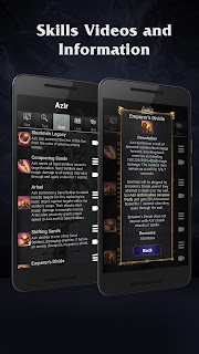 Champions of League of Legends screenshot 02
