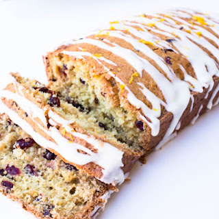 Cranberry Orange Bread Recipe