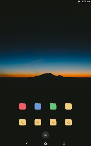 Minimo - Icon Pack  screenshots 8