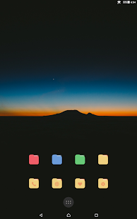 Minimo - Icon Pack Screenshot