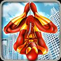 Iron Super Rope Hero -  Vegas City icon