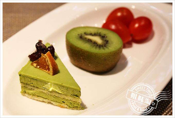 藏旬日本料理 菜單 水果蛋糕